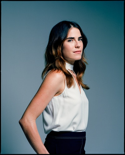Karla Souza - James Elliot Bailey - LA Photographer