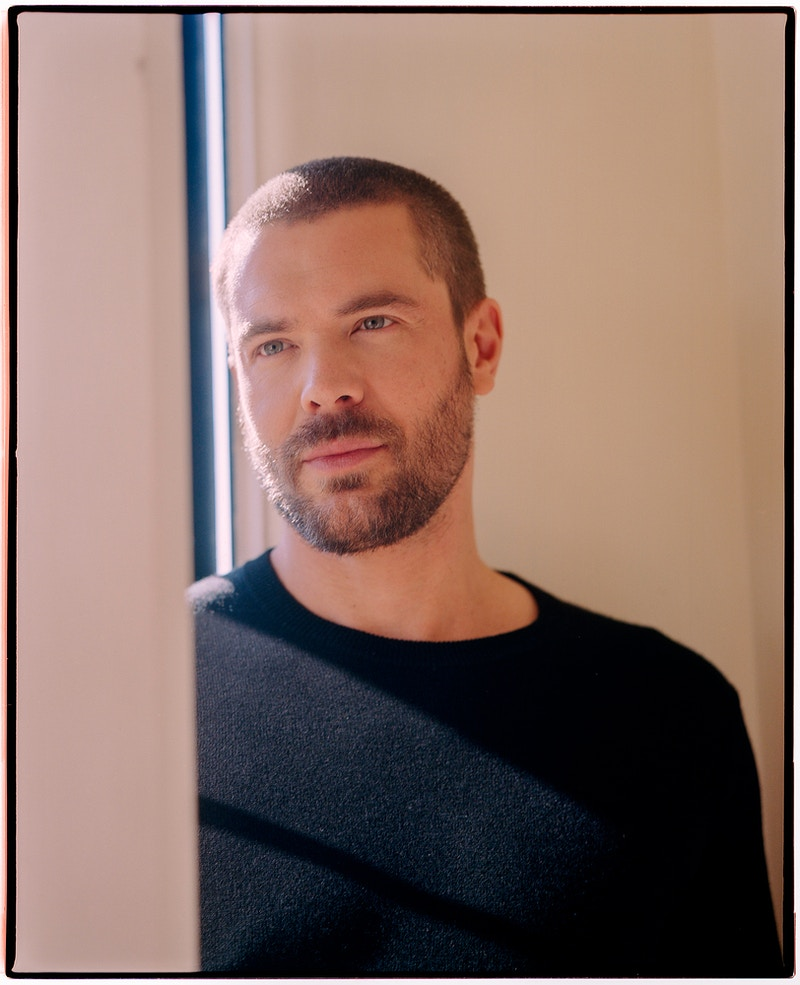 Charlie Weber - James Elliot Bailey - LA Photographer