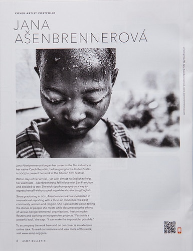 Published Work - Jana Ašenbrennerová