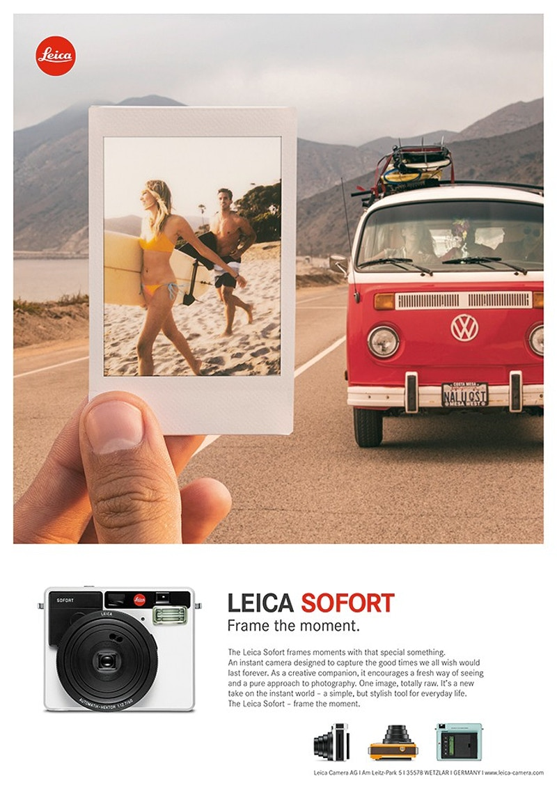 Leica - Jan Appleton - Prop Stylist