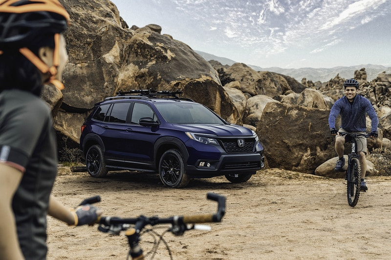 Honda Passport - Jan Appleton - Prop Stylist