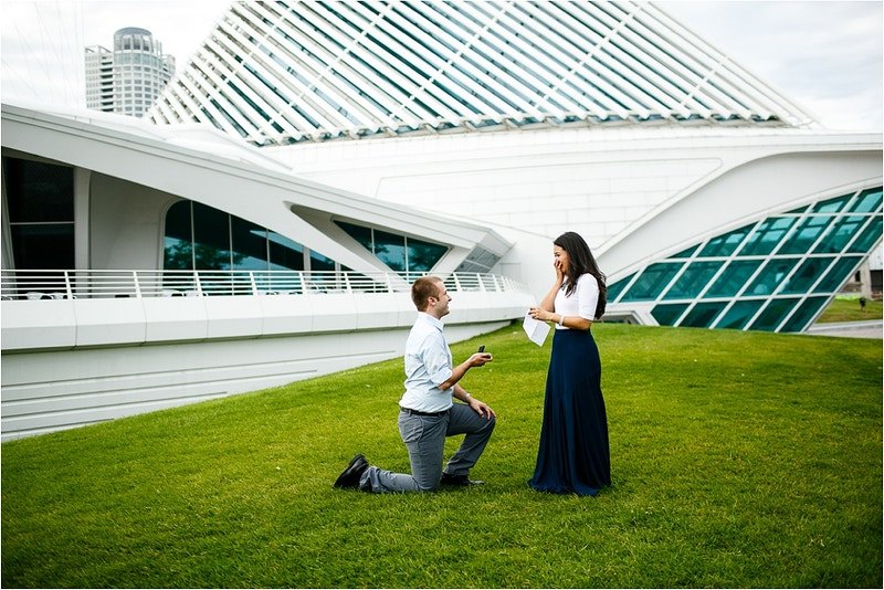 Nikki Andy Proposal - Janelle Elise