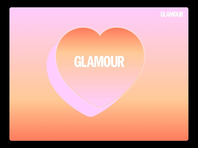 Glamour Il Mio Cuore San Valentines Day - JAVIER CORTÉS