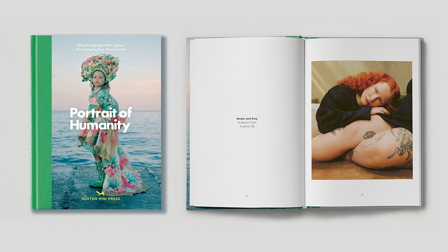 Portrait of Humanity 2019 Book - JAVIER CORTÉS