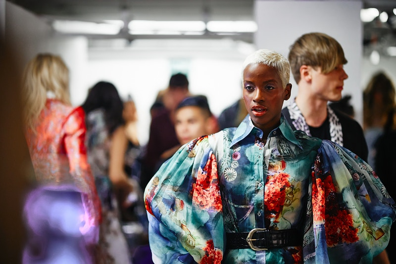 London Fashion Week - Jay Chow