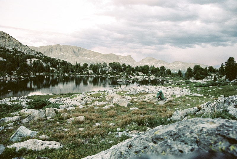 Wind River Range - Jaymie Shearer