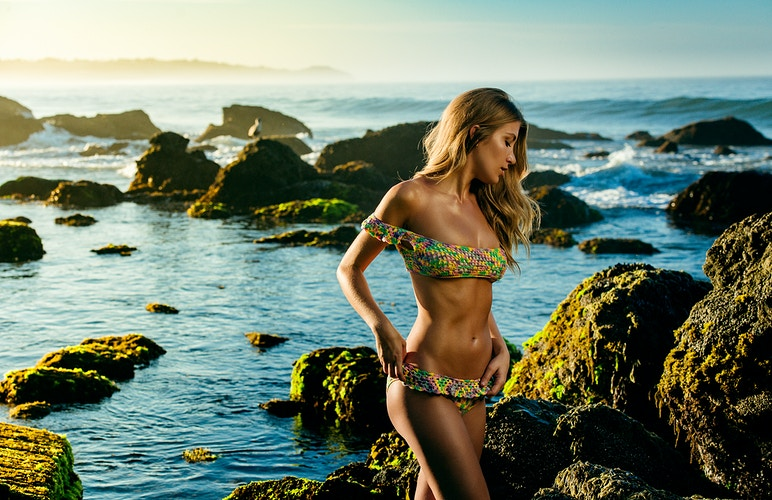 Swimwear Fitness - JEAN-CLAUDE VORGEACK | PHOTOGRAPHY - Los Angeles Fashion, Lifestyle, Athletic Wear, Sportswear, and Fitness Photographer