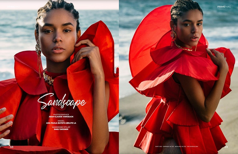 Stories - JEAN-CLAUDE VORGEACK | PHOTOGRAPHY - Los Angeles Fashion, Lifestyle, Athletic Wear, Sportswear, and Fitness Photographer