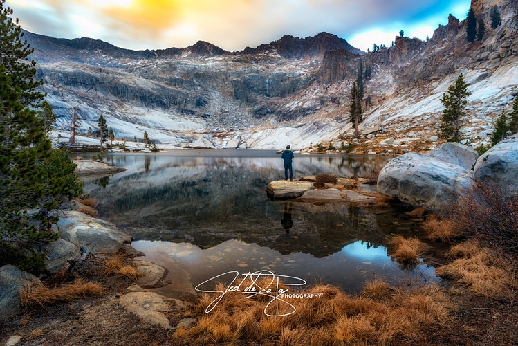 Mirror Lake - Jed de la Paz Photography