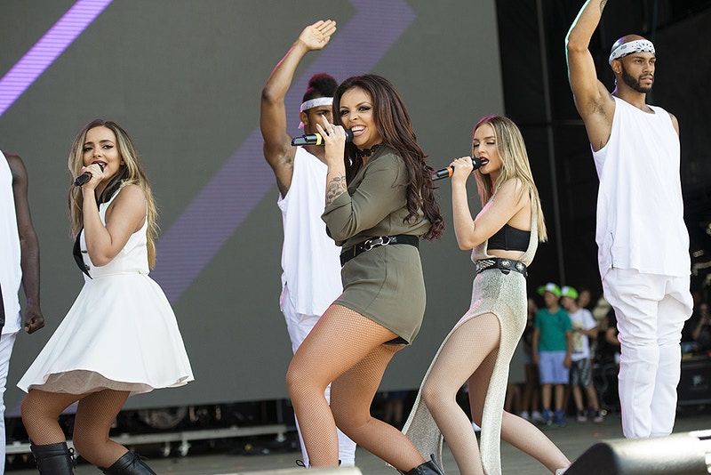 Little Mix Hot 100 Fest 2015 - Jedd Lopez