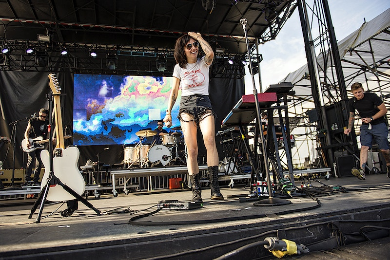 Lights Hot 100 Fest 2015 - Jedd Lopez