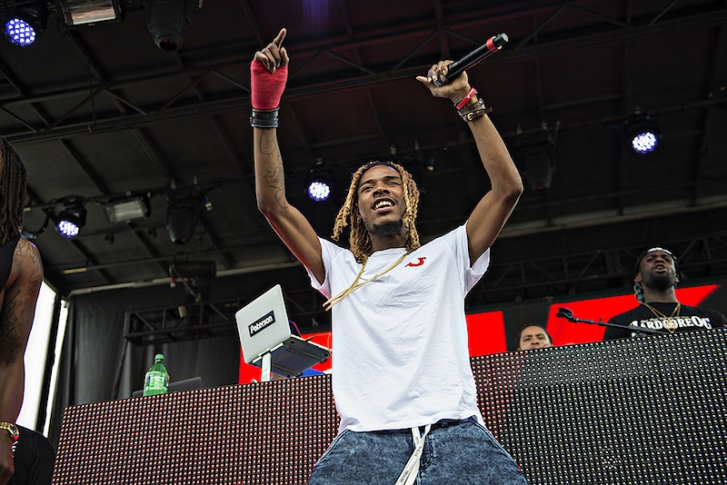 Fetty Wap Hot 100 Fest 2015 - Jedd Lopez