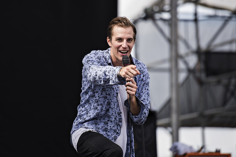 The Maine Hot 100 Fest 2017 - Jedd Lopez