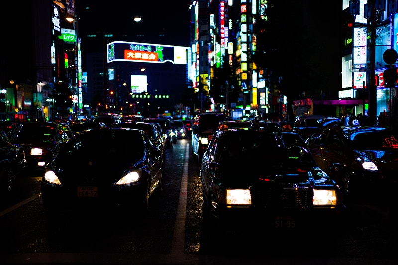 24 Hours In Tokyo - Jeremy Hosking