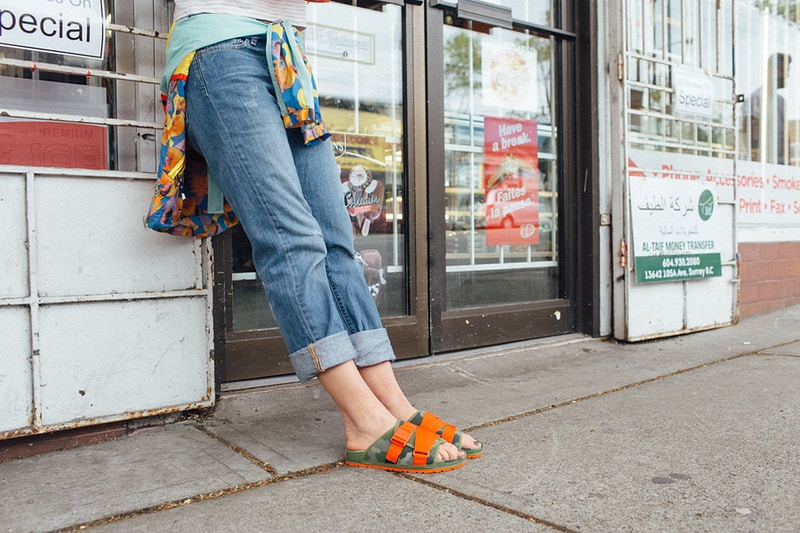 People Footwear - Jeremy Jude Lee | Vancouver Lifestyle Photographer