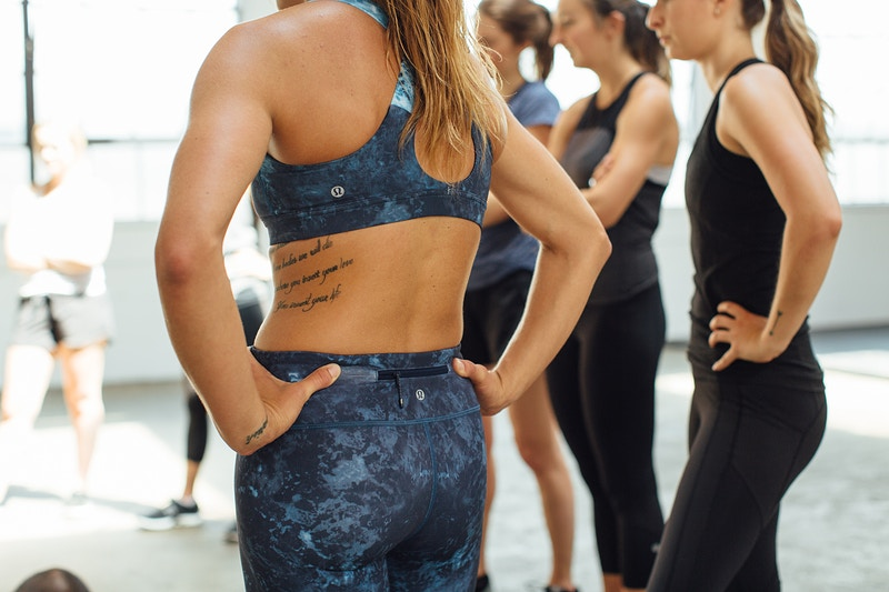 Lululemon S S - Jeremy Jude Lee | Vancouver Lifestyle Photographer