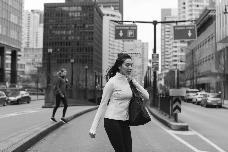 Lululemon F W - Jeremy Jude Lee | Vancouver Lifestyle Photographer