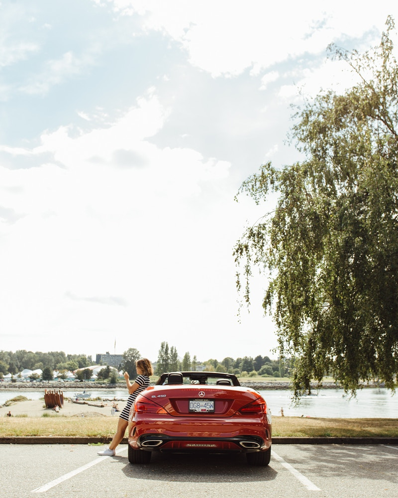 Mercedes Benz Canada - Jeremy Jude Lee | Vancouver Lifestyle Photographer