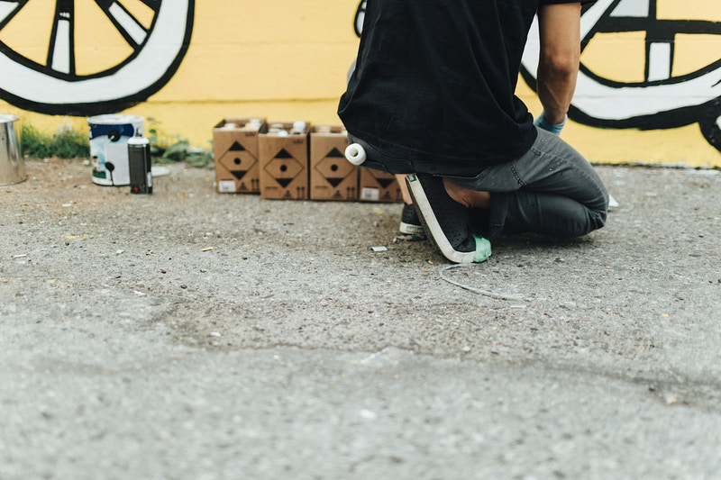 Chairman Ting X Native Shoes - Jeremy Jude Lee | Vancouver Lifestyle Photographer