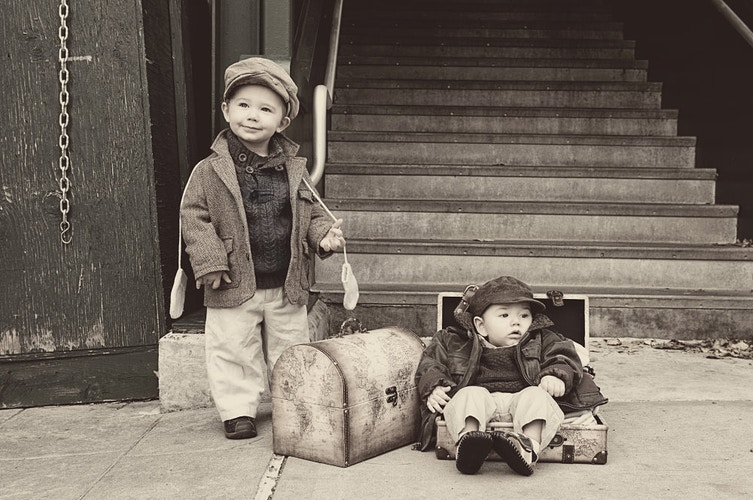Traveling Brothers - New York, New Jersey and Connecticut Photographer | Jesse Rinka