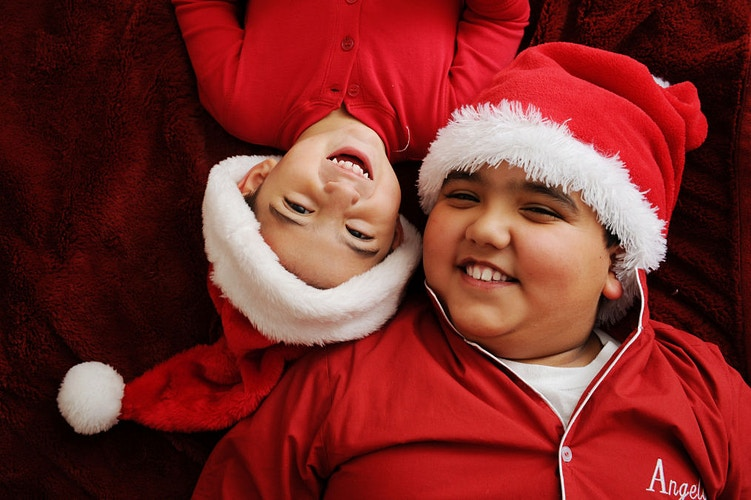 Brotherly Christmas Love - New York, New Jersey and Connecticut Photographer | Jesse Rinka