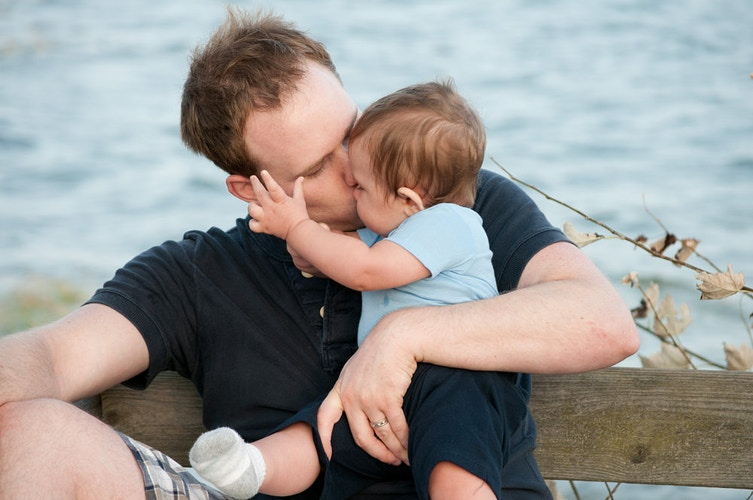Father & Son - New York, New Jersey and Connecticut Photographer | Jesse Rinka