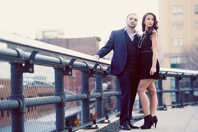 Nadia & Mickey - New York, New Jersey and Connecticut Photographer | Jesse Rinka