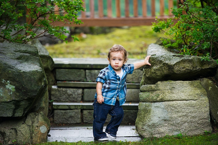 One Year Old Portrait - At Home Session - New York, New Jersey and Connecticut Photographer | Jesse Rinka