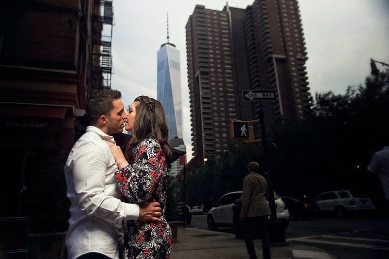 Sabrina And Steven Engaged - New York, New Jersey and Connecticut Photographer | Jesse Rinka