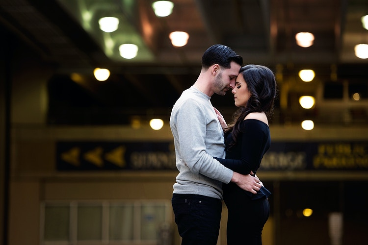 Diana And Aj Stamford Engagement Session - New York, New Jersey and Connecticut Photographer | Jesse Rinka