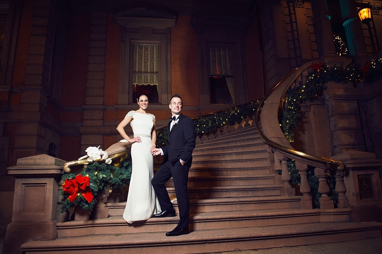 Elissa And Phil The Union League Philadelphia - New York, New Jersey and Connecticut Photographer | Jesse Rinka