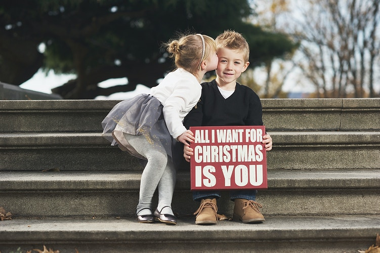 Outdoor Holiday Session - New York, New Jersey and Connecticut Photographer   Jesse Rinka