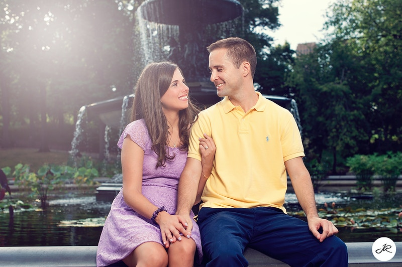 Jennifer And Justin Engaged - New York, New Jersey and Connecticut Photographer | Jesse Rinka