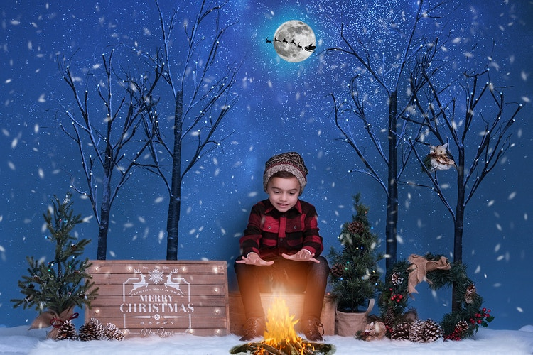 2015 Holiday Studio Session - New York, New Jersey and Connecticut Photographer   Jesse Rinka