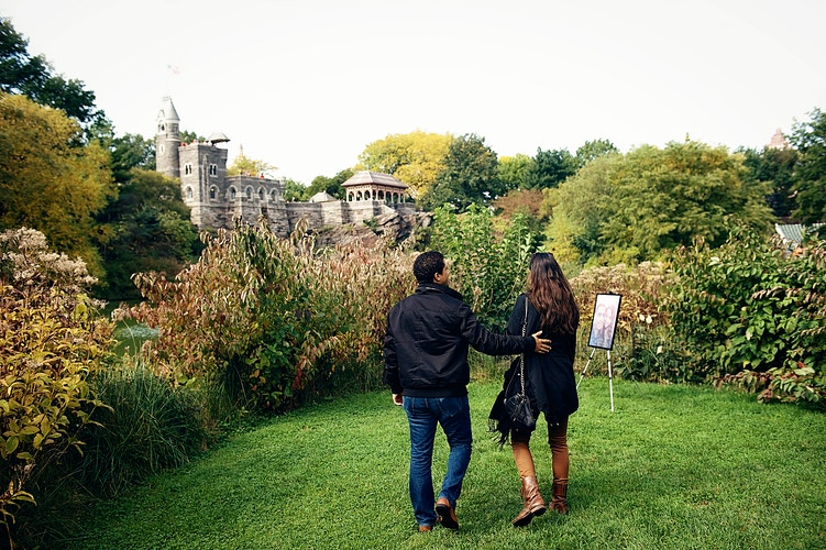 Lindsay And Michael Central Park Proposal - New York, New Jersey and Connecticut Photographer | Jesse Rinka