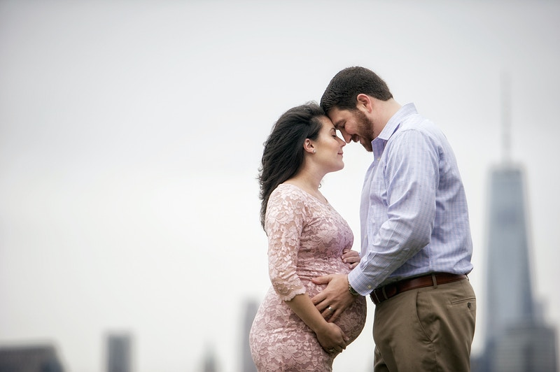 Hoboken Maternity Session - New York, New Jersey and Connecticut Photographer   Jesse Rinka