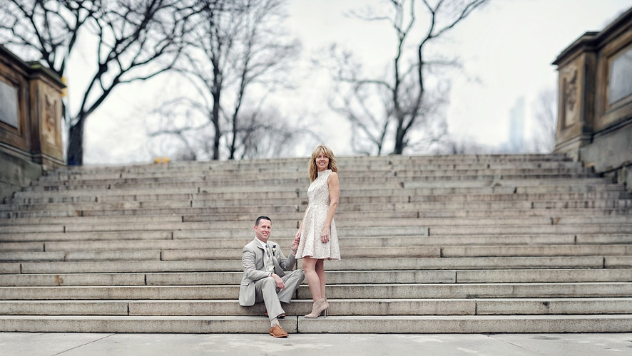 Rebecca And Bruce A Central Park Wedding - New York, New Jersey and Connecticut Photographer | Jesse Rinka