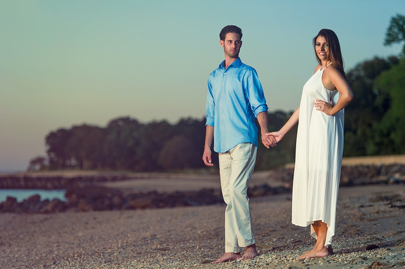 Long Island Engagement Session - New York, New Jersey and Connecticut Photographer | Jesse Rinka