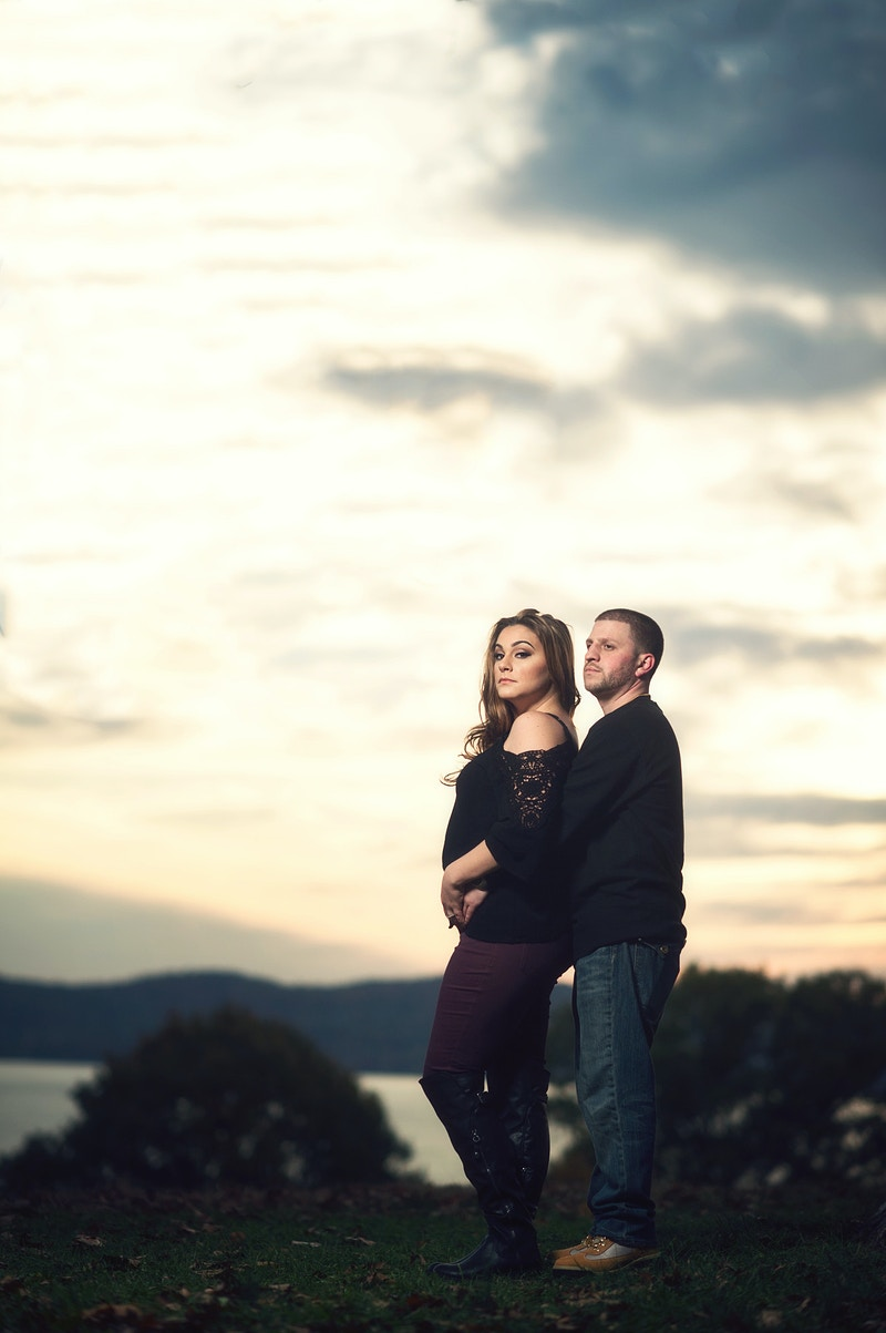 Rockwood Preserve Engagement Session - New York, New Jersey and Connecticut Photographer | Jesse Rinka