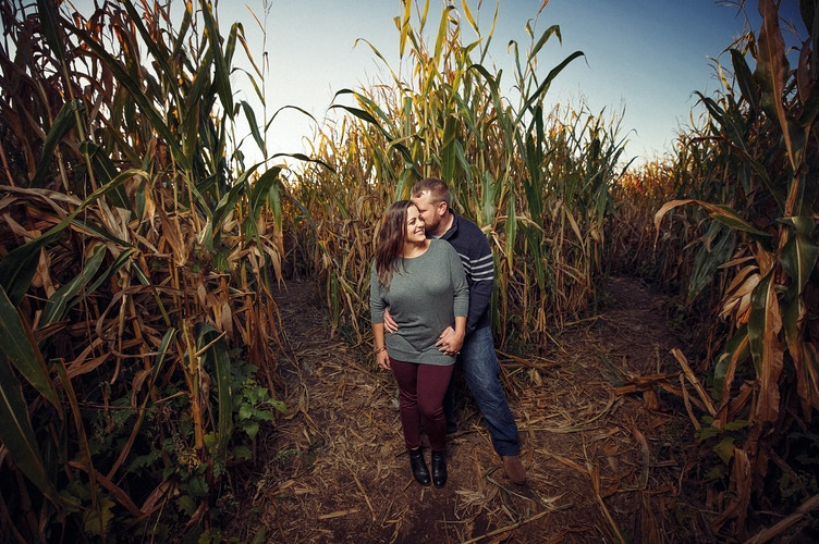 Jeanette And Jason Wilkens Fruit And Fir Farm - New York, New Jersey and Connecticut Photographer | Jesse Rinka
