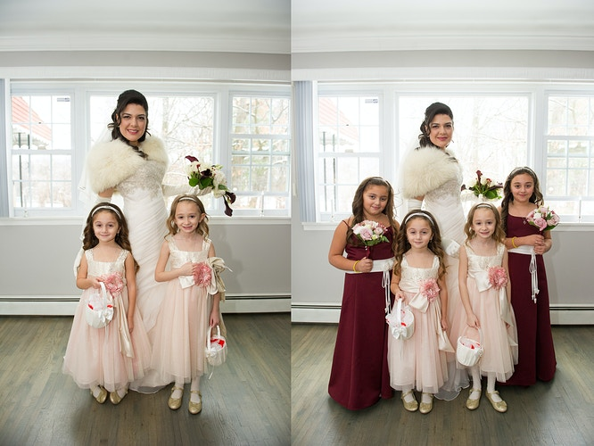 Sonia And Sal Maria Del Rey Caterers - New York, New Jersey and Connecticut Photographer | Jesse Rinka