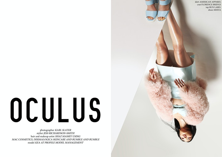 Noctis - Oculus - Jess Richardson-Smith | Fashion Stylist