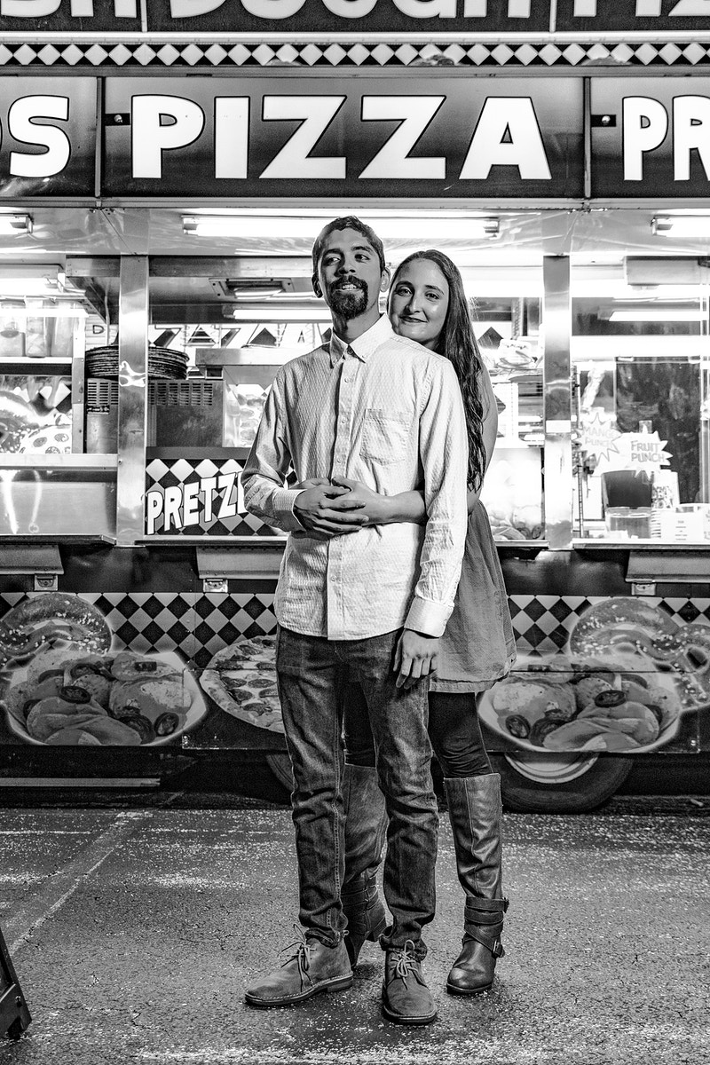 Rebecca And Andy Ii - Juan H. Photography