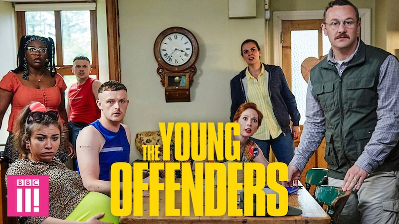 The Young Offenders Season 2 - Jim Archer