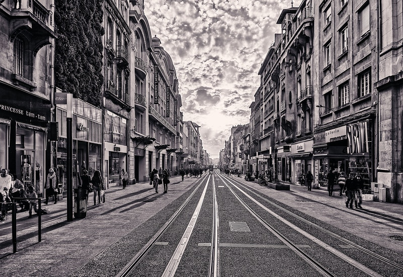 Down The Street - Jean-Marc Bara PHOTOGRAPHY