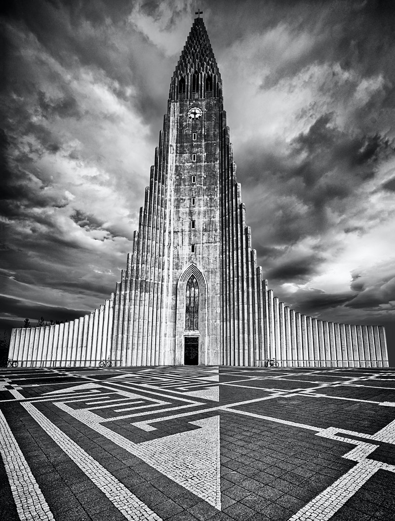 Places Of Worship And Final Rest - Jean-Marc Bara PHOTOGRAPHY