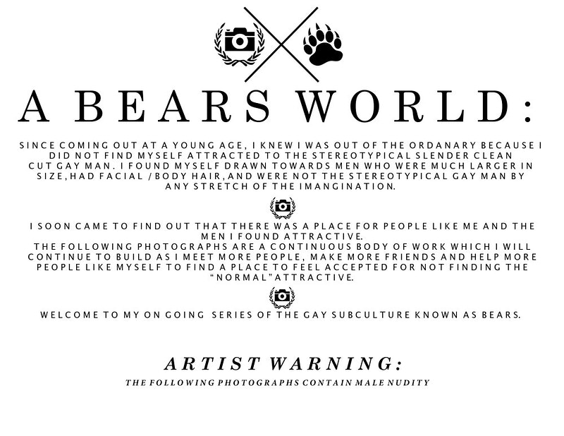 A Bears World - Jamie M. Moore