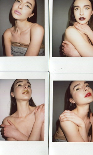 Polaroids - JOAN MICHEL