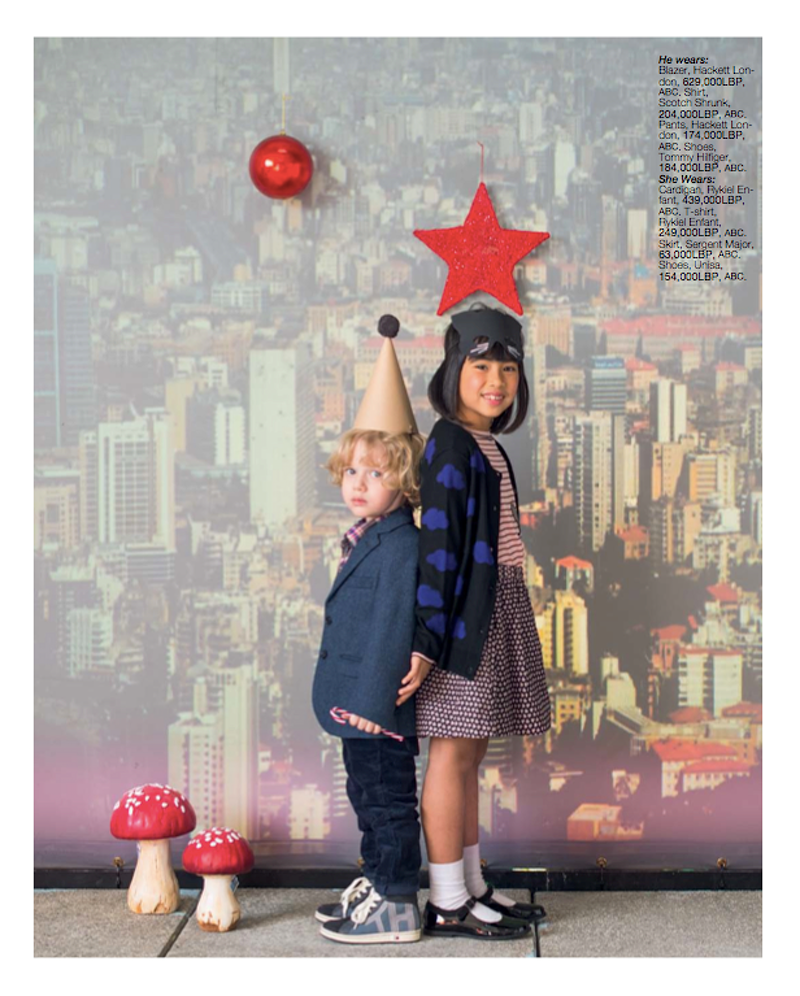 Abc Mag Kids Fall 2013 - JOEARIDA