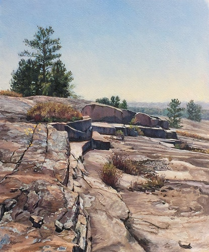 ARABIA MOUNTAIN - JoeRemillard